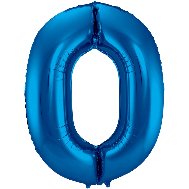 Folie ballon cijfer