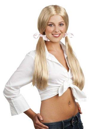 Britney Spears pruik