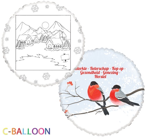 Ballon helium