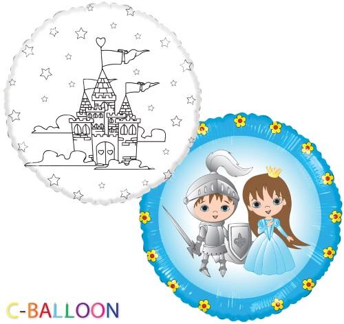 sprookjes ballon