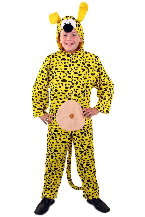Marsupilami kostuum unisex kinderen