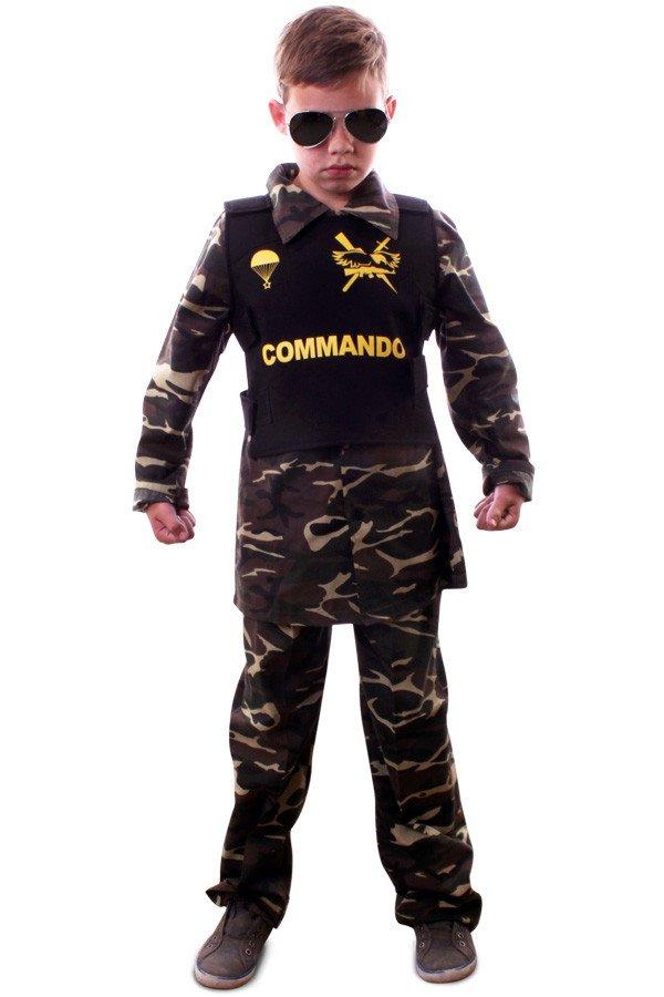 Commando camouflage  kids