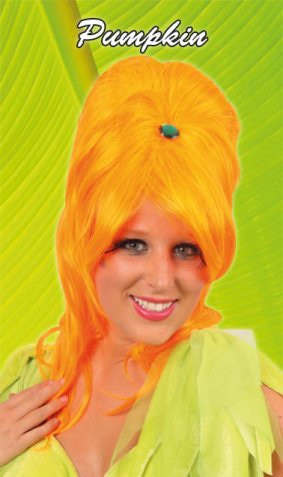 Pruik Pumpkin