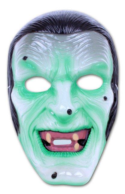 Masker zombie transparant