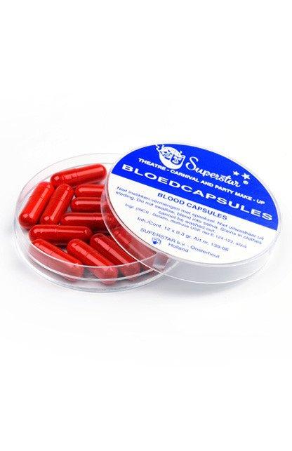 Bloedcapsules 12 stuks