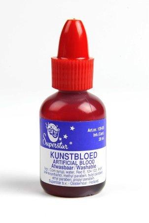 Kunstbloed helder dik stollend 20 ml (Halloween)