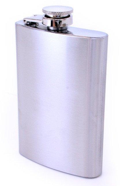 Drinkflesje roestvrijstaal 118 ml.