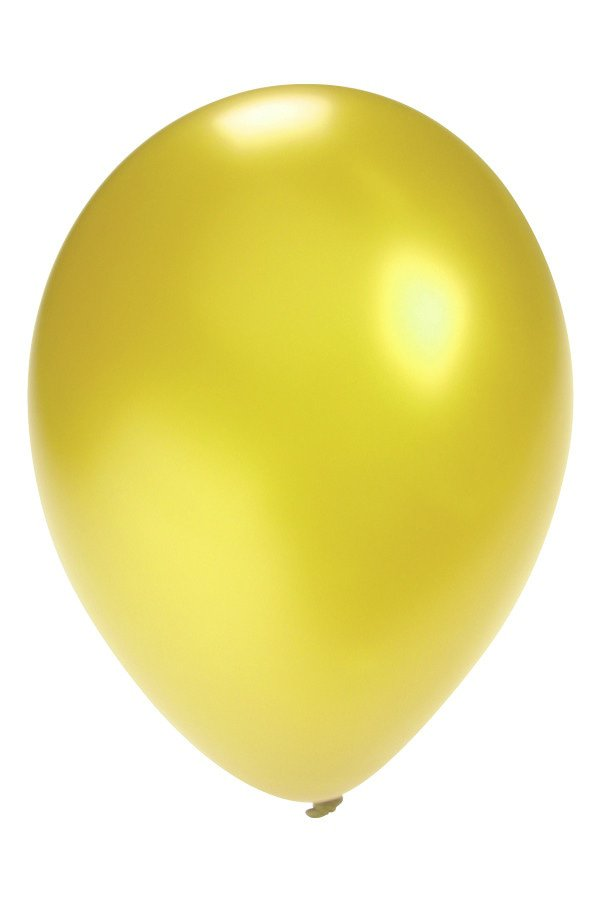 Ballonnen 12 inch per 8 GEEL