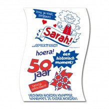 Toiletpapier sarah