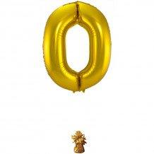 Helium ballon cijfer