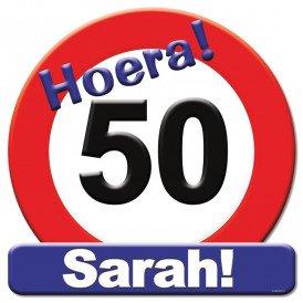 Sarah gezien