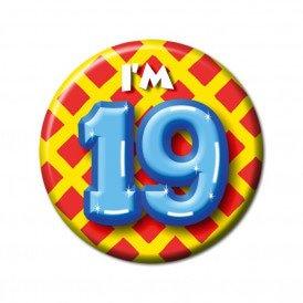 19 jarige