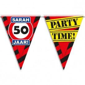 Party Vlaggen - Sarah