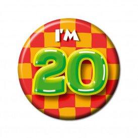 20 jarige