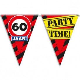 Party Vlaggen - 60 jaar