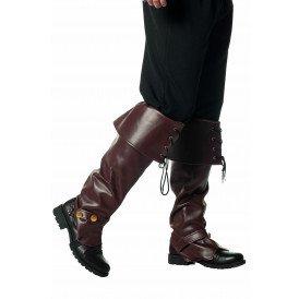 Musketier laarzen, bruin