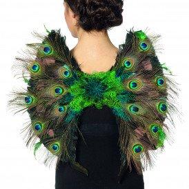 Vleugels pauw