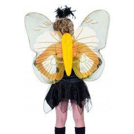 Vlindervleugels volwassenen, geel
