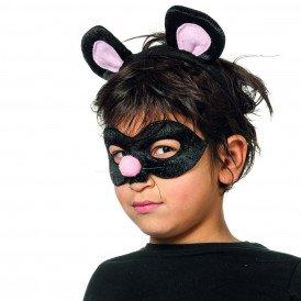 Dierenmasker (met tiara), rat