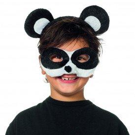 Dierenmasker (met tiara), panda