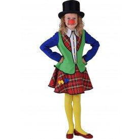 """Clowns meisje """"Pipo"""""""