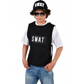 FBI of SWAT vest