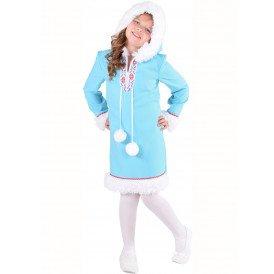 Eskimo meisje ice blue