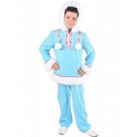 Eskimo jongen ice blue