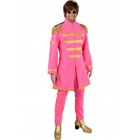 Sgt. Pepper pink