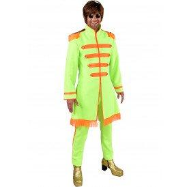 Sgt. Pepper fluor groen