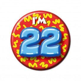 22 jarige