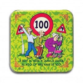 Pocket Tin - op weg naar de 100 !