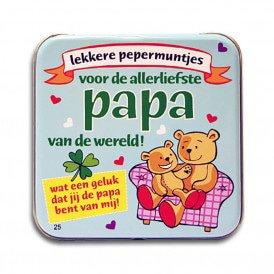 Pocket Tin - papa