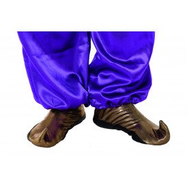 Alibaba schoenen, goud