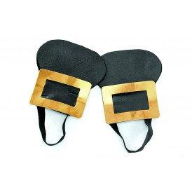 Schoenengesp, goud