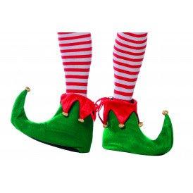 Elfenschoenen groen