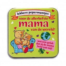 Pocket Tin - mama