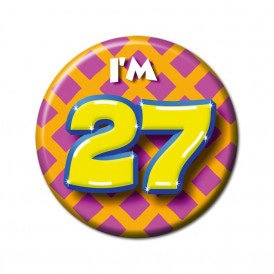 27 jarige