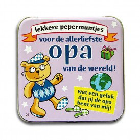 Pocket Tin - opa