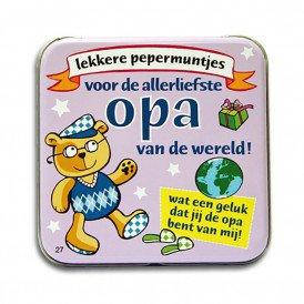 Pocket Tin - opa