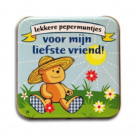 Pocket Tin - vriend