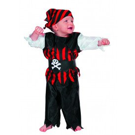 Piratenjongen baby