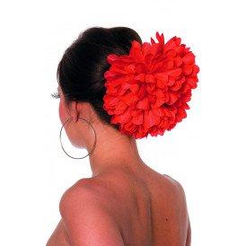 Haarclip bloem