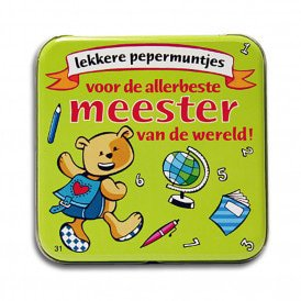 Pocket Tin - meester