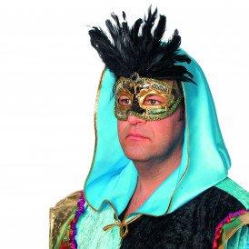Venetiaans masker craquel