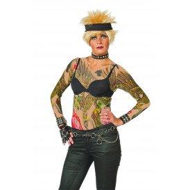 Tattoo shirt, adelaar gekleurd