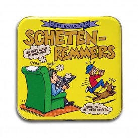 Pocket Tin - scheetremmers