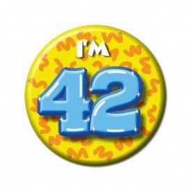 42 jarige