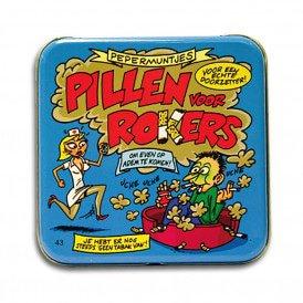 Pocket Tin - voor rokers