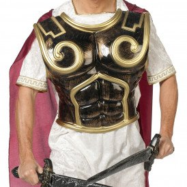 Harnas romein (incl. cape)